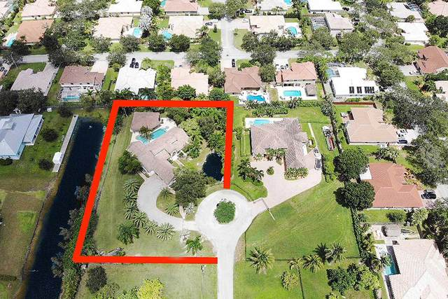16301 SW 62nd Street, Southwest Ranches, FL 33331 (MLS #RX-10645332) :: United Realty Group