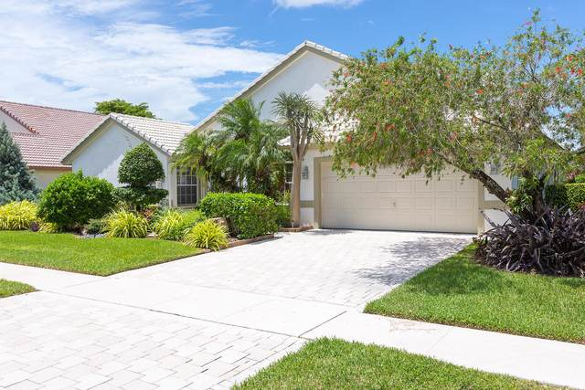 6081 Hook Lane, Boynton Beach, FL 33437 (#RX-10645341) :: Manes Realty Group