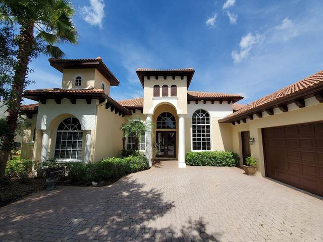 8109 Kiawah Trace, Port Saint Lucie, FL 34986 (MLS #RX-10645343) :: Laurie Finkelstein Reader Team