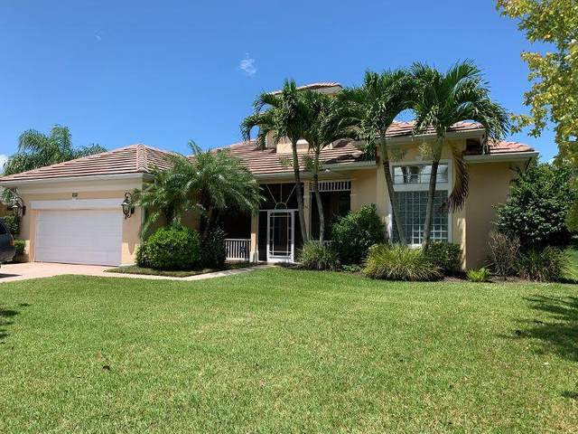 232 NW Pleasant Grove Way, Port Saint Lucie, FL 34986 (#RX-10645349) :: Manes Realty Group
