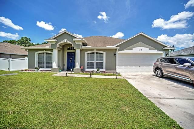 1817 SW Citation Avenue, Port Saint Lucie, FL 34953 (#RX-10645353) :: Dalton Wade