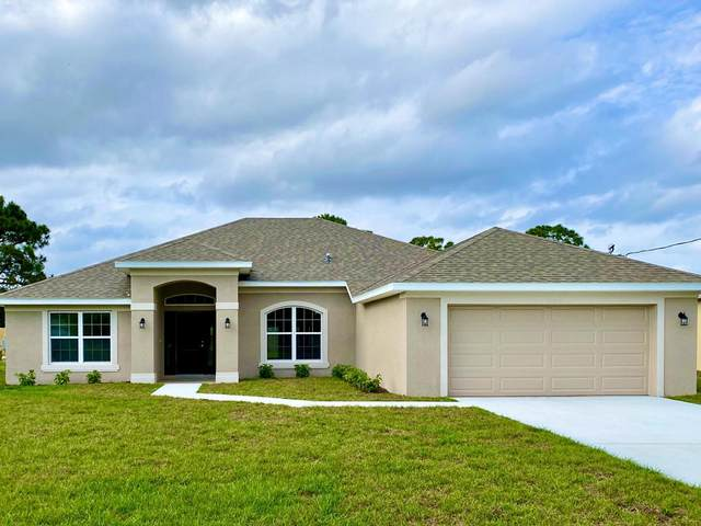 2444 SW Lamb Avenue, Port Saint Lucie, FL 34953 (#RX-10645355) :: Dalton Wade
