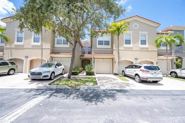 4901 Bonsai Circle #105, Palm Beach Gardens, FL 33418 (#RX-10645358) :: Dalton Wade