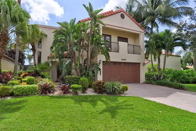 23265 Mirabella Circle N, Boca Raton, FL 33433 (#RX-10645374) :: Manes Realty Group