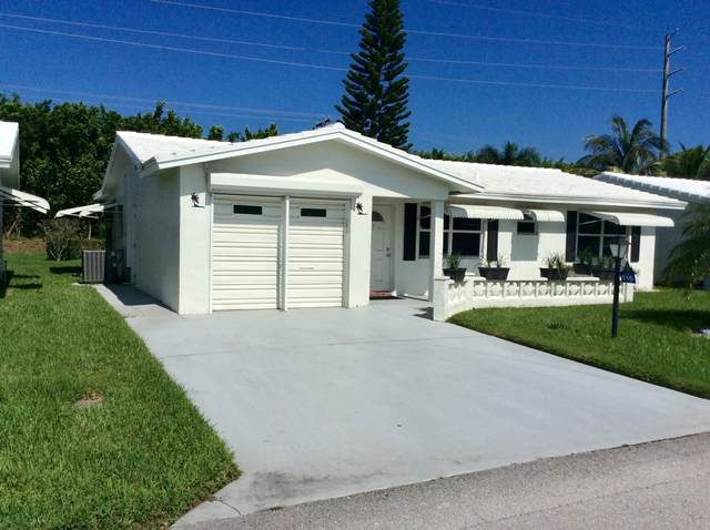 116 SW 8th Place, Boynton Beach, FL 33426 (#RX-10645378) :: Manes Realty Group