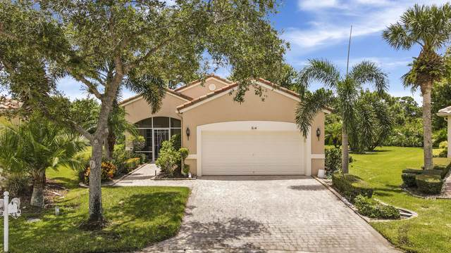 614 NW Whitfield Way, Port Saint Lucie, FL 34986 (#RX-10645387) :: Manes Realty Group