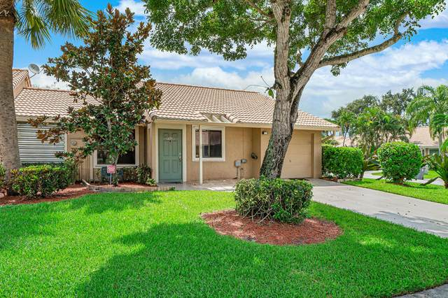 9913 Watermill Circle D, Boynton Beach, FL 33437 (#RX-10645390) :: Manes Realty Group