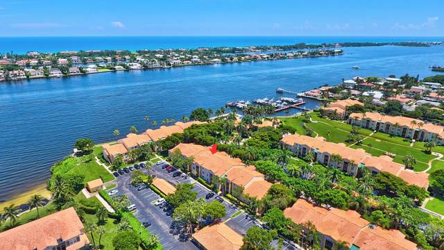 160 Yacht Club Way #105, Hypoluxo, FL 33462 (MLS #RX-10645416) :: Castelli Real Estate Services