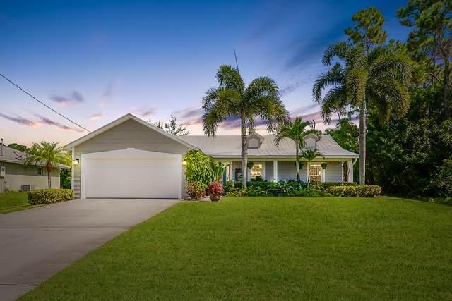 2021 SW Del Rio Blvd Boulevard, Port Saint Lucie, FL 34953 (#RX-10645417) :: Manes Realty Group