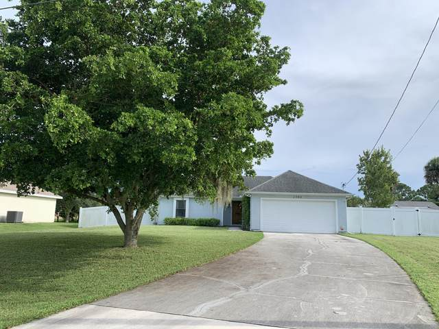 2980 SW Prince Road, Port Saint Lucie, FL 34953 (#RX-10645441) :: Manes Realty Group