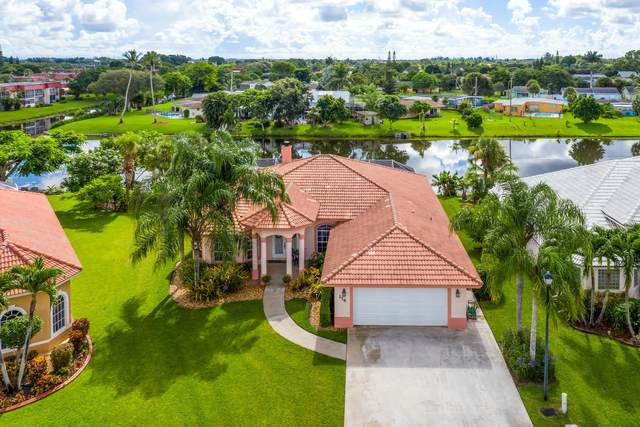 114 Pepper Tree Crescent, Royal Palm Beach, FL 33411 (#RX-10645442) :: Manes Realty Group