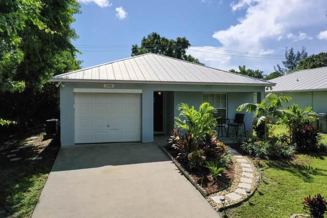 1430 26th Court SW, Vero Beach, FL 32962 (MLS #RX-10645467) :: Berkshire Hathaway HomeServices EWM Realty