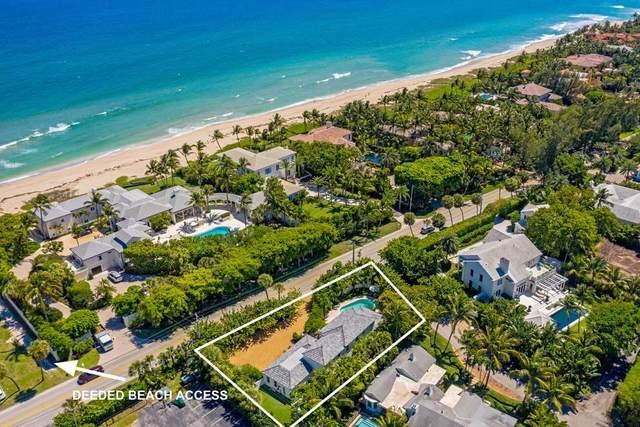 3500 N Ocean Boulevard, Gulf Stream, FL 33483 (#RX-10645495) :: Posh Properties