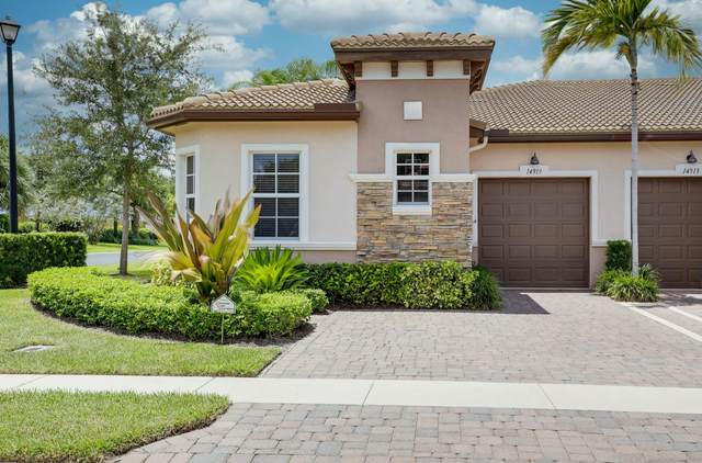 14919 Via Porta, Delray Beach, FL 33446 (MLS #RX-10645499) :: Berkshire Hathaway HomeServices EWM Realty
