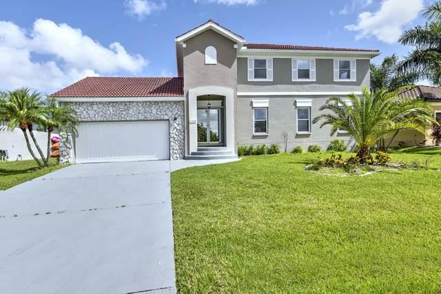 1618 Redwing Court, Punta Gorda, FL 33950 (MLS #RX-10645513) :: Berkshire Hathaway HomeServices EWM Realty