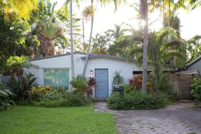 1627 NE 17th Avenue, Fort Lauderdale, FL 33305 (#RX-10645533) :: The Rizzuto Woodman Team