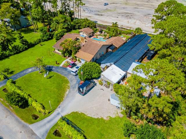 3147 Custer Avenue, Lake Worth, FL 33467 (MLS #RX-10645536) :: Berkshire Hathaway HomeServices EWM Realty