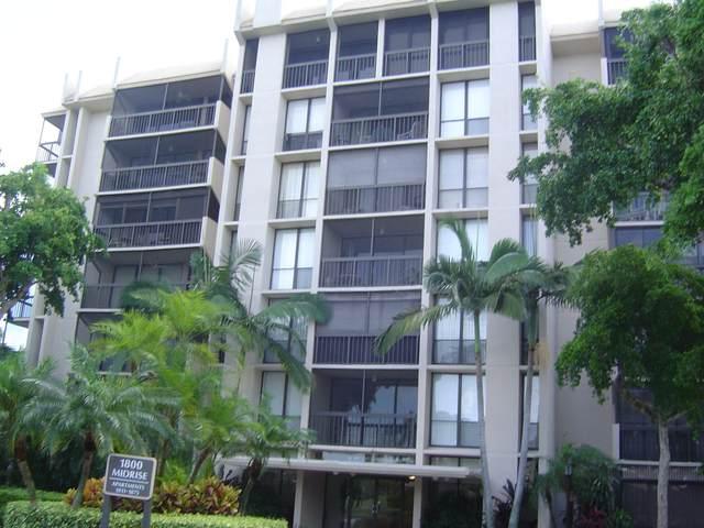 1834 Bridgewood Drive #1834, Boca Raton, FL 33434 (#RX-10645572) :: Posh Properties