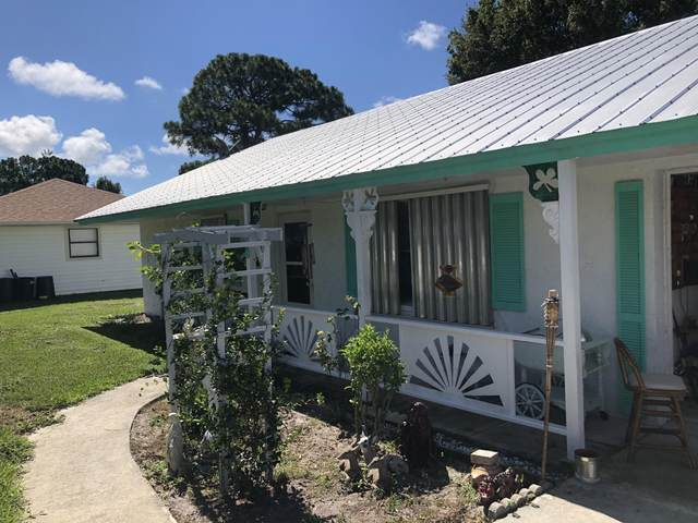 6701 Bayard Road, Fort Pierce, FL 34951 (MLS #RX-10645705) :: The Paiz Group