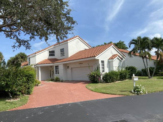 17664 Candlewood Terrace, Boca Raton, FL 33487 (MLS #RX-10645716) :: Castelli Real Estate Services