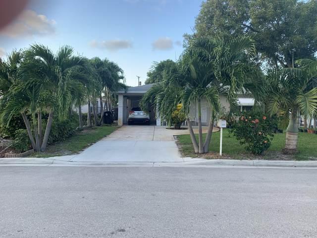 1528 18th Avenue N, Lake Worth Beach, FL 33460 (#RX-10645741) :: Ryan Jennings Group