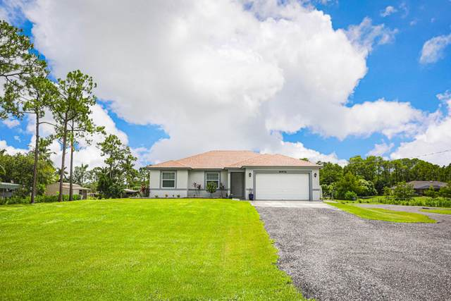 16932 W Wiltshire Drive, Loxahatchee, FL 33470 (MLS #RX-10645759) :: Castelli Real Estate Services