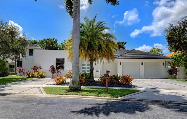3822 NW 52nd Street, Boca Raton, FL 33496 (MLS #RX-10645792) :: Castelli Real Estate Services