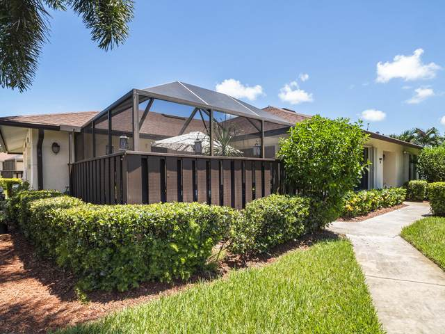 1467 Captains Walk B, Fort Pierce, FL 34950 (MLS #RX-10645804) :: The Paiz Group