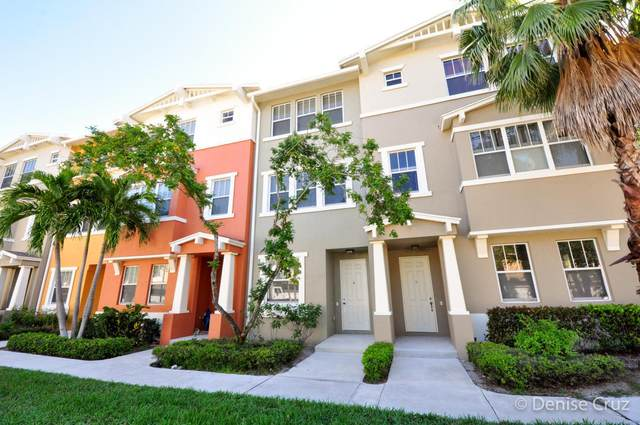 690 Amador Lane #7, West Palm Beach, FL 33401 (MLS #RX-10645851) :: The Jack Coden Group