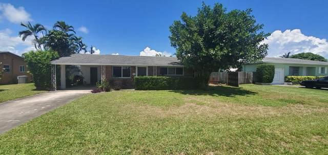 815 W Palm Street, Lantana, FL 33462 (#RX-10645857) :: Real Estate Authority
