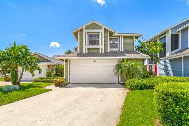 5092 Coronado Ridge, Boca Raton, FL 33486 (MLS #RX-10645870) :: The Paiz Group
