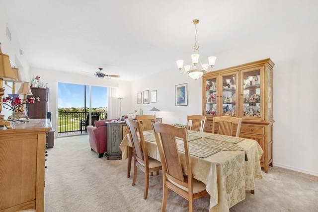 7735 Yardley Drive #410, Tamarac, FL 33321 (MLS #RX-10645873) :: Castelli Real Estate Services
