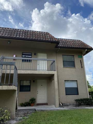 6820 Palmetto Circle S #204, Boca Raton, FL 33433 (MLS #RX-10645891) :: The Paiz Group