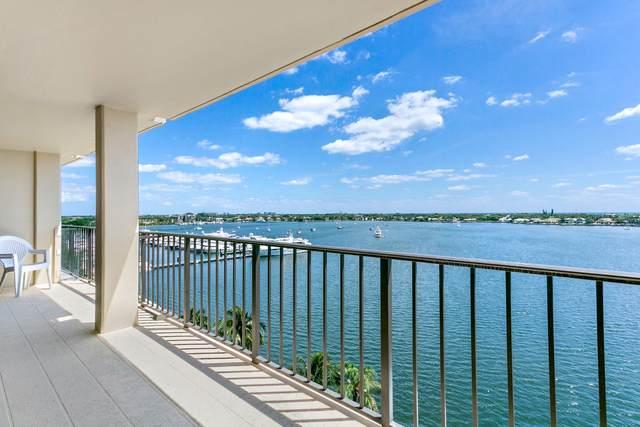 130 Lakeshore Drive #923, North Palm Beach, FL 33408 (#RX-10645913) :: The Rizzuto Woodman Team