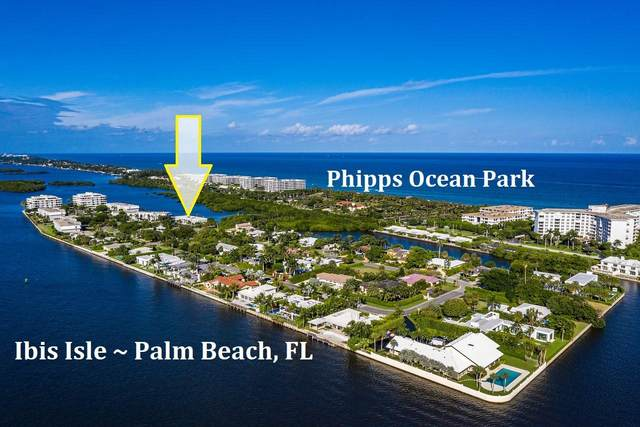 2195 Ibis Isle Road Road #4, Palm Beach, FL 33480 (#RX-10645917) :: Posh Properties