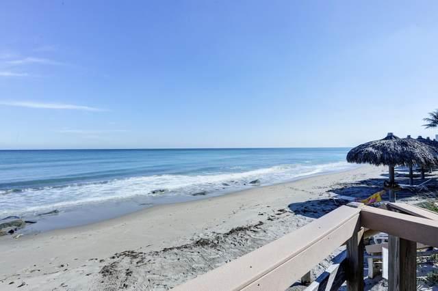 3908 S Ocean Boulevard #122, Highland Beach, FL 33487 (#RX-10645920) :: Realty One Group ENGAGE