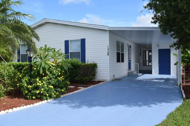3808 Fetterbush Court, Port Saint Lucie, FL 34952 (#RX-10645924) :: The Rizzuto Woodman Team