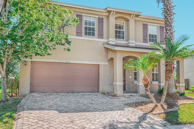 9455 Windrift Circle, Fort Pierce, FL 34945 (MLS #RX-10645940) :: The Paiz Group