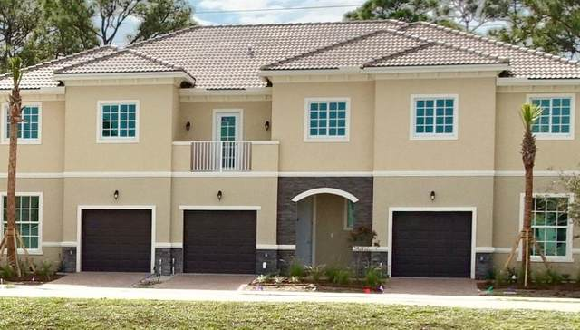 6274 SE Fauna Terrace, Hobe Sound, FL 33455 (#RX-10645951) :: Realty One Group ENGAGE
