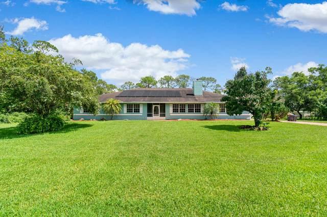 16931 W Alan Black Boulevard, Loxahatchee, FL 33470 (MLS #RX-10645963) :: Castelli Real Estate Services