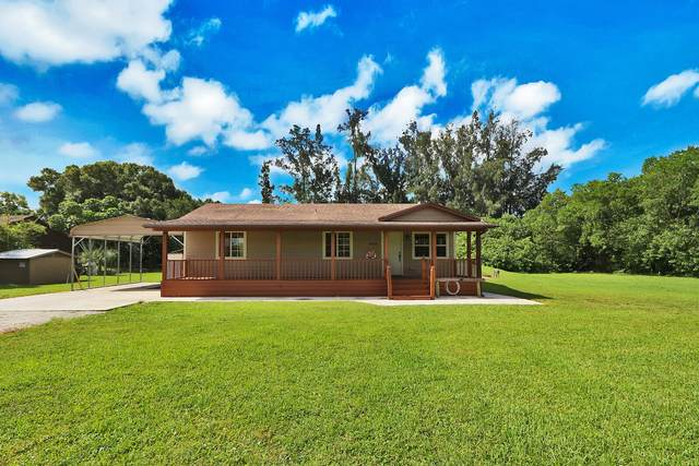 9142 Sandy Run Road, Jupiter, FL 33478 (#RX-10645974) :: Realty One Group ENGAGE