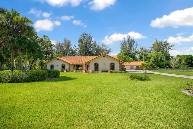 14870 Horseshoe Trace, Wellington, FL 33414 (MLS #RX-10645975) :: Berkshire Hathaway HomeServices EWM Realty