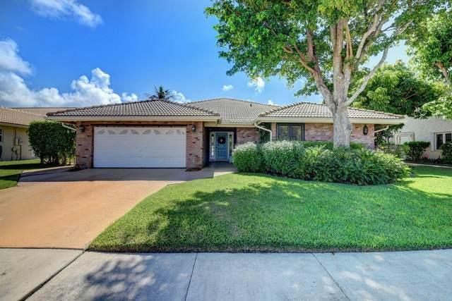 1598 SW 5th Avenue, Boca Raton, FL 33432 (#RX-10645976) :: Posh Properties