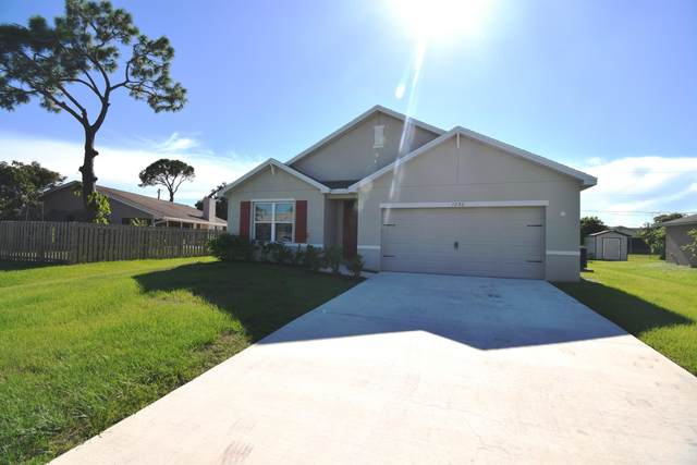 1292 SW Avens Street, Port Saint Lucie, FL 34983 (#RX-10645985) :: Realty One Group ENGAGE