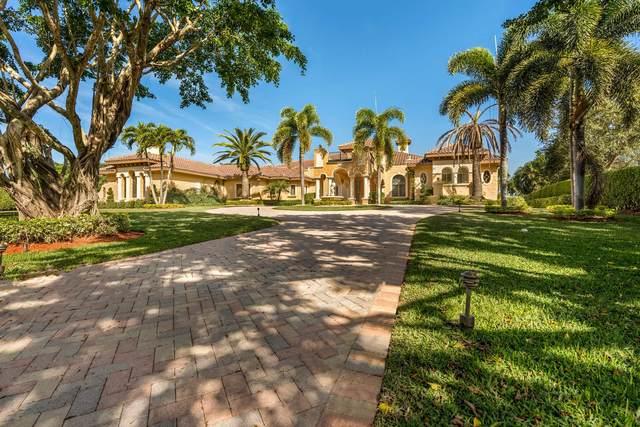 8681 Twin Lake Drive, Boca Raton, FL 33496 (#RX-10645992) :: Posh Properties