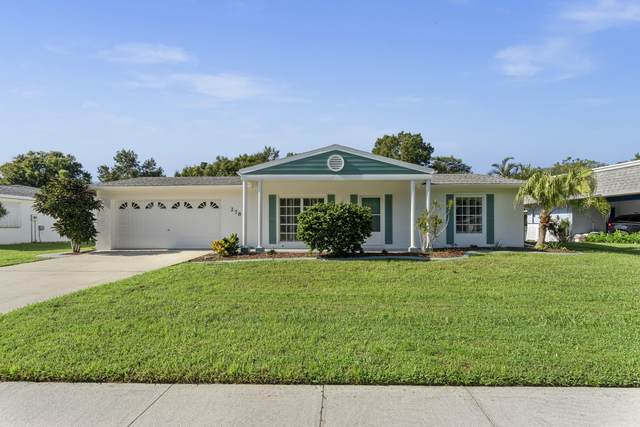 278 NE Solida Drive, Port Saint Lucie, FL 34983 (#RX-10646014) :: Realty One Group ENGAGE