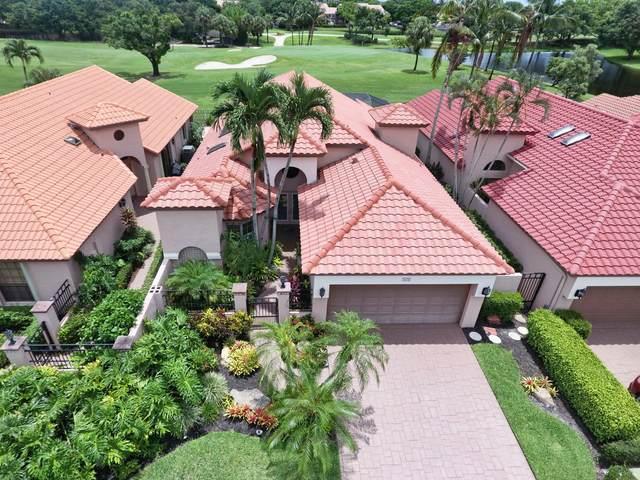 5698 NW 21st Avenue, Boca Raton, FL 33496 (#RX-10646015) :: Posh Properties
