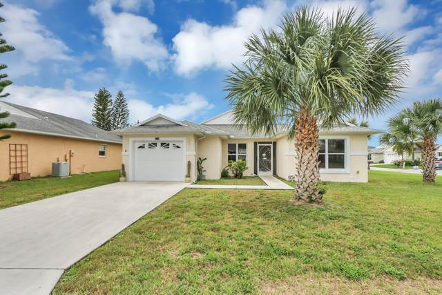 6706 Gaviota, Fort Pierce, FL 34951 (MLS #RX-10646024) :: The Paiz Group