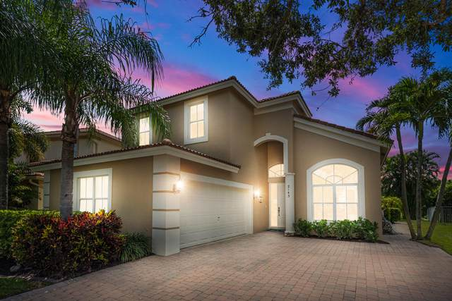 2143 NW Marsh Rabbit Lane, Jensen Beach, FL 34957 (#RX-10646054) :: Realty One Group ENGAGE