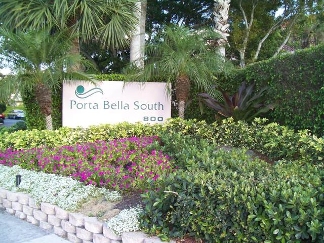 800 Jeffery St Street #308, Boca Raton, FL 33487 (#RX-10646056) :: Posh Properties